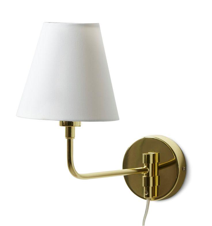Produktbild - Crown, Vägglampa