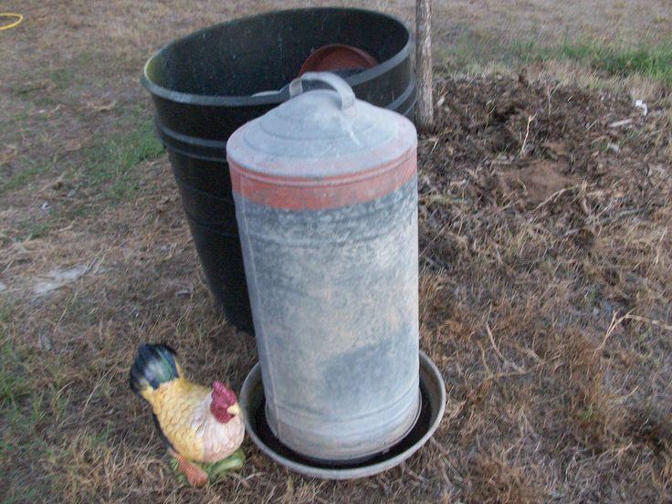 80 best chicken feeder nesting box ideas images on pinterest for Old chicken feeder ideas