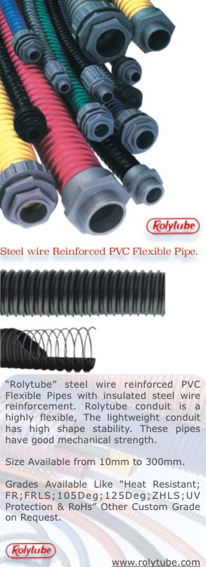 Rolytube Flexible Pipes