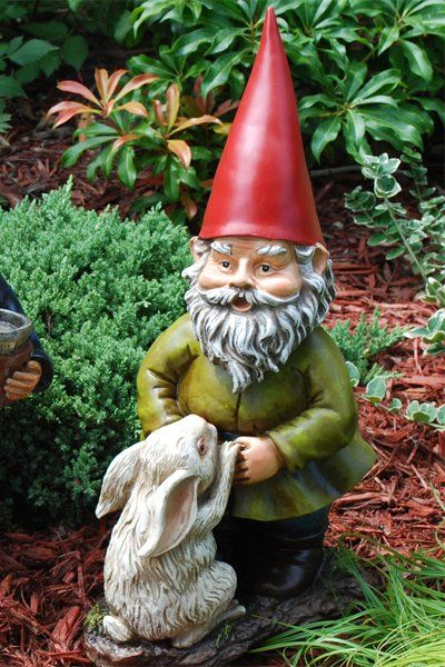 Gnome In Garden: 101 Best Images About Gnome Whimsy! On Pinterest