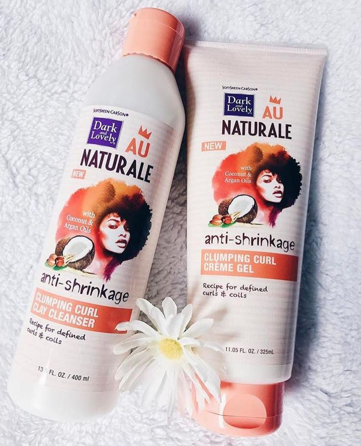 Brande Victorian tries the new Dark And Lovely Au Naturale Anti-Shrinkage Clumping Curl Cleanser and Crème Gel. Check out her results.