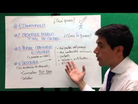 Espectacular explicación de las rúbricas | Proyecto EDUCA en Tajamar