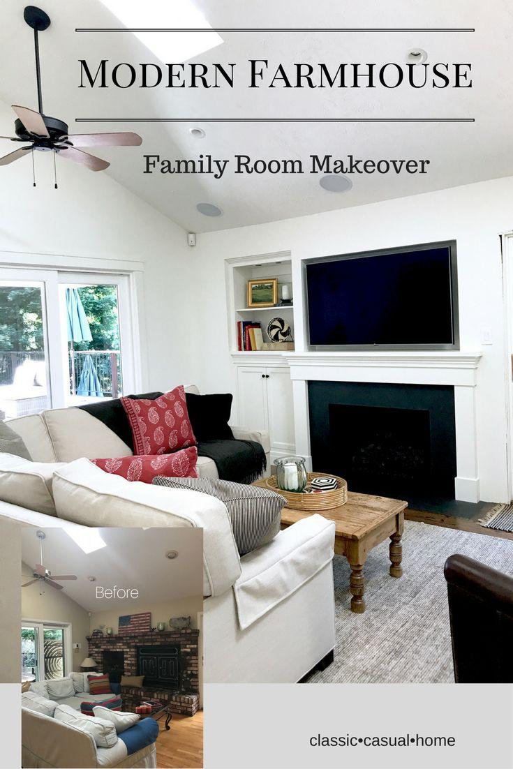 Best 25+ Farmhouse family rooms ideas on Pinterest ...