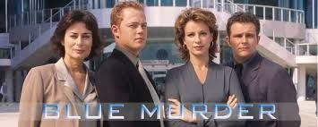 Blue Murder centres on a single mother of four, DCI Janine Lewis (Caroline Quentin), trying to balance a demanding career with raising her young family, whilst constantly battling with her ex-husband, who has since started a new family of his own.