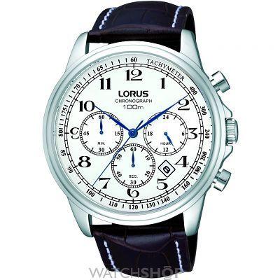 Mens Lorus Chronograph Watch RT313CX9