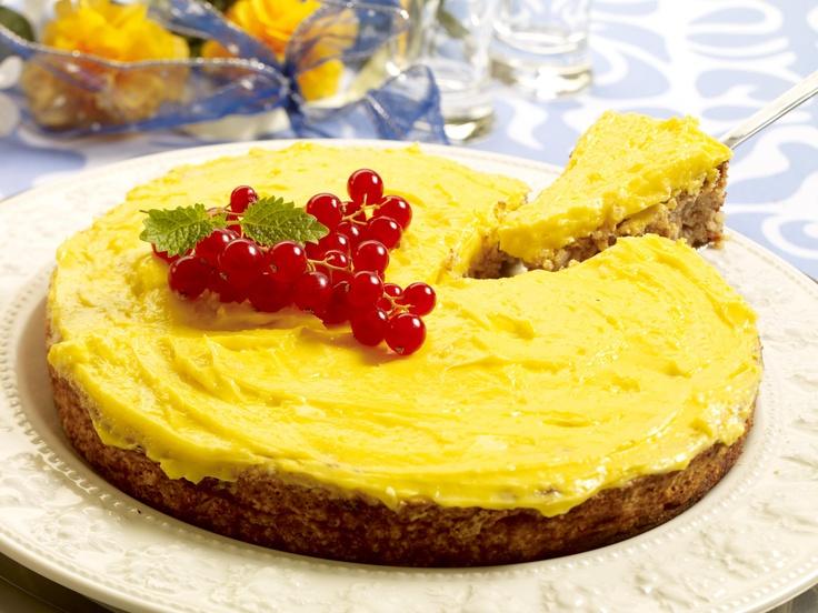 Gult ER kult og Suksessterte gjør garantert suksess på kakebordet!