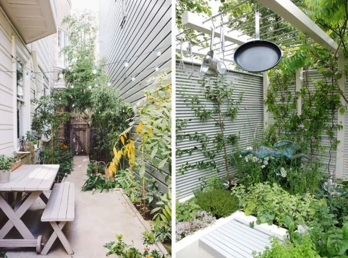 Les 25 meilleures idées concernant petits jardins de cour sur ...