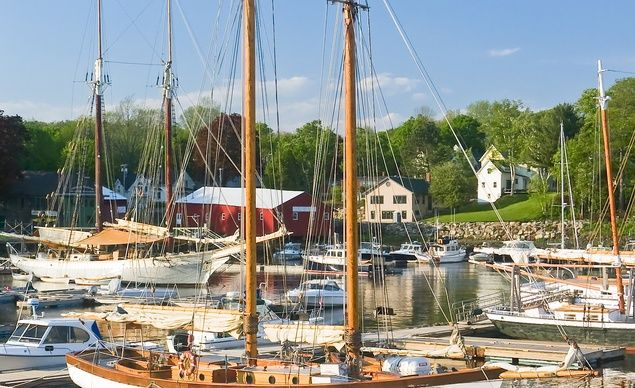 98 Best America 39 S Coolest Small Towns Images On Pinterest
