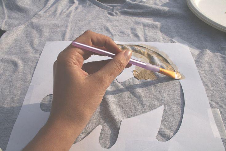 DIY: Lion King Stencil | Lifestyle | Disney Style