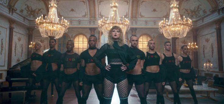 Los 13 mensajes ocultos que hay en el nuevo video de Taylor Swift