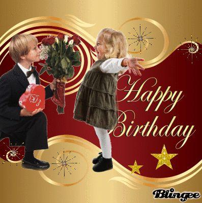 Joyeux anniversaire ma chérie Prescilla
