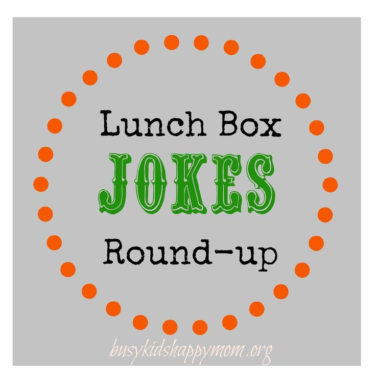 I LOVE Lunch Box Jokes!  I am totally doing this!