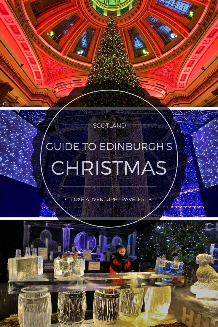 From festive holiday shows to spectacular decorations and Scottish markets with the scents of hot toddies and all locally produced products, Edinburgh's Christmas is like stepping in to The Grinch's Whoville. Here's what to see, do, eat, drink and more in Ediburgh at Christmas