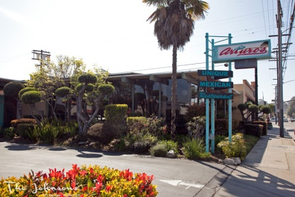 Arturo's Restaurant, Harbor City | The Johnsons' Mid-Century Time Travel Guide #midcenturymodern #losangeles #california #harbourcity
