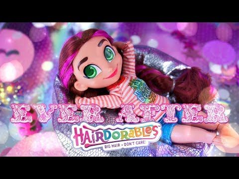 DIY - How to Make: Ever After Hairdorables | CUSTOM DOLL - YouTube