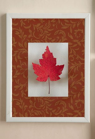 5 Fun and Easy Do-It-Yourself Fall Decor Projects with Wallpaper