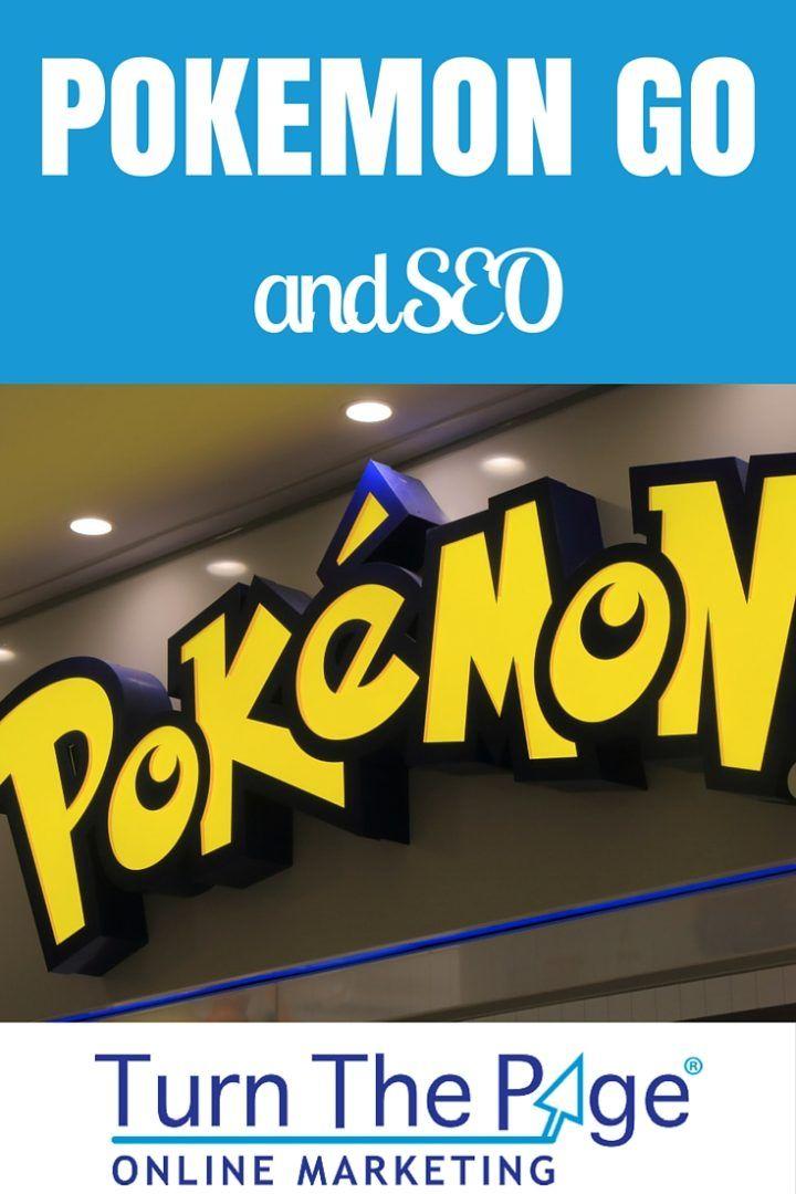 Pokemon Go and SEO
