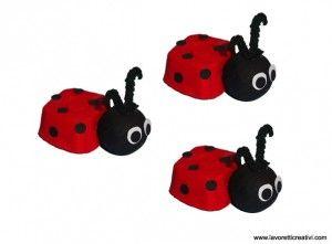 ladybugs craft