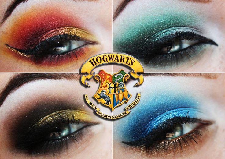 Hogwarts Houses by Unique-Desire.deviantart.com on @DeviantArt