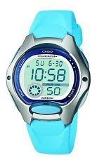 Casio Women's LW200-2BV Quartz LCD Easy to Read Digital Blue Resin 35mm Watch
