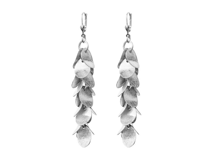 Ohrringe Grace Silber silver grace earrings
