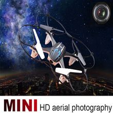 High Quqlity Mini RC Quadcopter 2.4GHz 4CH 6-Axis Gyro 3D UFO Drone With 2.0MP HD Camera Gift For Children Free Shipping