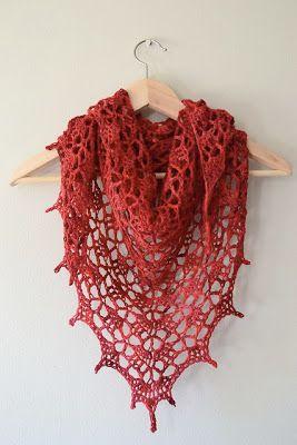 free crochet shawl pattern                                                                                                                                                                                 More