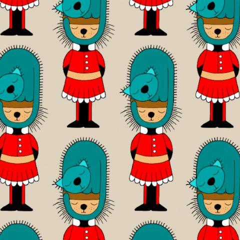 """Oh, my dear…  Design dein Stöffchen Anordnung Motiv drehen Motivgröße Stoff      Pflege     Preise     Anwendung  100% Bio-Baumwolle (k.b.A.) 140g/qm Druckgröße Techn. bedingte Maßtoleranz: ±5% Menge Produktionszeit: 2-4 Wochen 9,99 € zzgl. Versand In den Warenkorb legen Mustermacher Motiv: """"royal guard miezemauz"""" (#78285) © fummelhummel"""