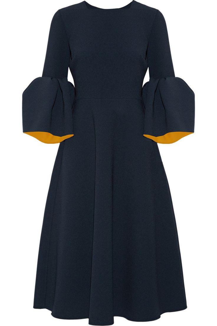 Roksanda   Yasmin bonded stretch-crepe midi dress   NET-A-PORTER.COM