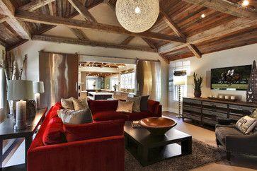 100+ Best Red Living Rooms Interior Design Ideas | Decoholic