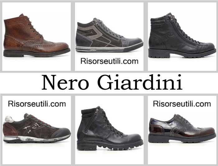 Shoes Nero Giardini fall winter 2016 2017 for men