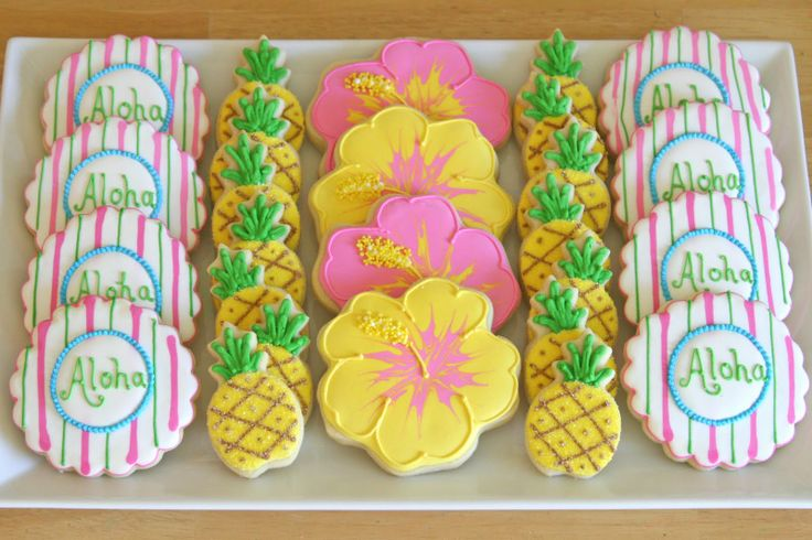 Aloha! {Double Feature} — Celebrations at Home