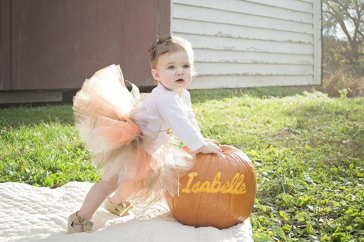 little pumpkin first birthday