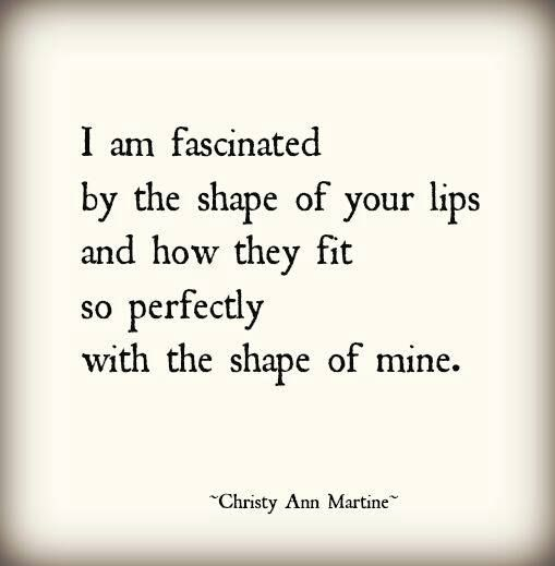 Daily Love Quotes: 25+ Best Lips Quotes On Pinterest