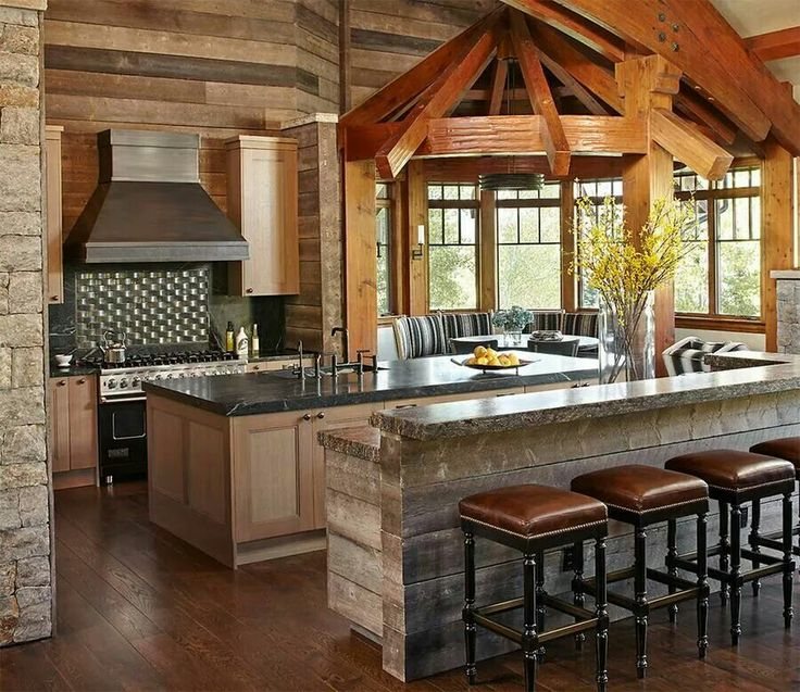 Industrial Meets Rustic In This Kitchen: 2199 Best Images About Country Home On Pinterest