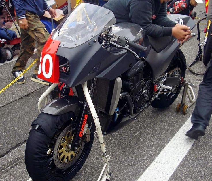 Mercenary: Matte Black GPZ  #KawasakiGPZ #Mercenary #MercenaryGarage