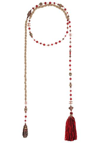 S.N.R: Chanel - China inspired Jewelry