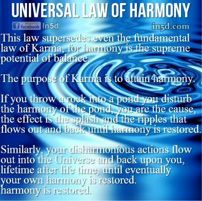 The 20 Universal Laws | in5d.com | Esoteric, Spiritual and Metaphysical Database