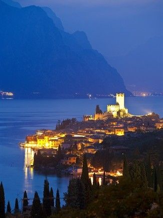 Sirmione(Garda's lake/Italia)