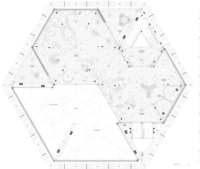 Rodrigo García | Sistema estructural para edificaciones desplegables en altura.