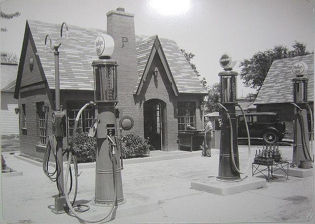 100 Best Old Gas Stations Images On Pinterest Filling