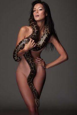 reptile girl erotic video