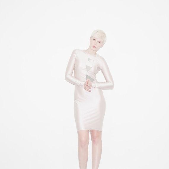 ODIVI powder dress