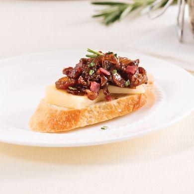 Compote au bacon - Recettes - Cuisine et nutrition - Pratico Pratiques - Potluck