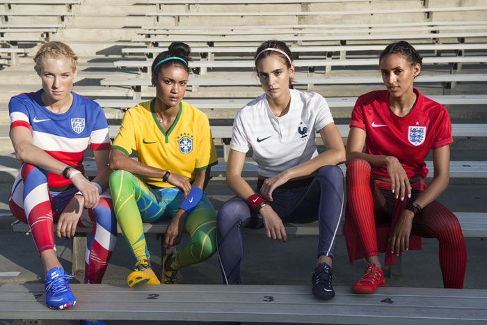 Nike Tight of the Moment x Federal Collection | Being Fit Is Fun Fitness-Blog #Fitness #NTM #worldcup #soccer #fashion #style #tights