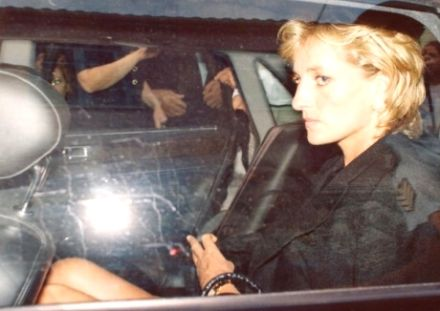 Celebrity death photos princess diana