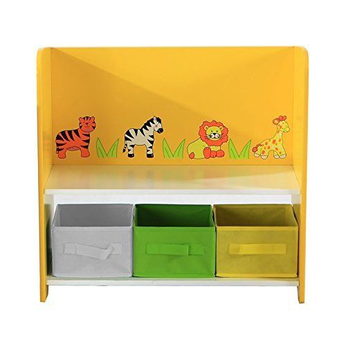 BENTLEY KIDS JUNGLE SAFARI STORAGE UNIT WITH SHELF AND 3 COLOURFUL BOXES CHILDREN'S TOYS, http://www.amazon.co.uk/dp/B00VEQ3OSY/ref=cm_sw_r_pi_awdl_2d3rvb0KTS7KK