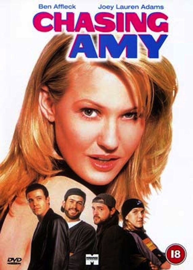 "Chasing Amy | 10 Lesbian Movies You Love To ""Hate Watch"" On Netflix"
