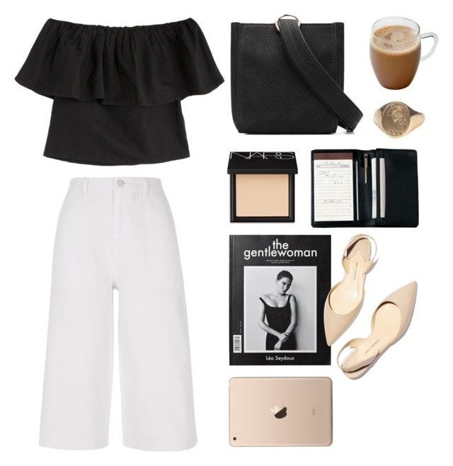 Untitled #555 by the59thstreetbridge on Polyvore featuring MARA, River Island, NARS Cosmetics, Royce Leather and Paul Andrew