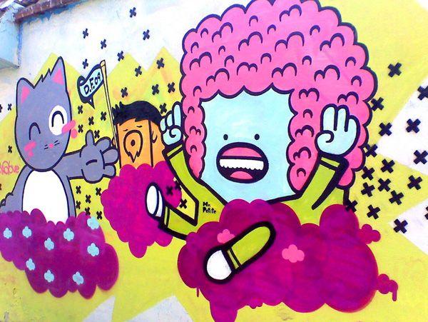 Imagenes de graffitis chidos 4